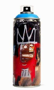 Jean-Michel Basquiat MTN Limited Edition, Spray Can Montana, Street Art, Montana