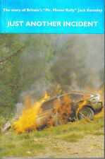 Just another Incident Story of Mr Motor Rally Jack Kemsley Rallying Monte Carlo
