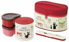 Studio Ghibli Kiki's Delivery Service Thermal Bento Lunch Box Set Authentic New