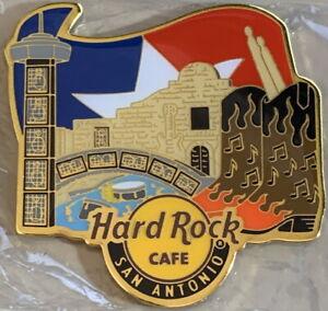 Hard Rock Cafe SAN ANTONIO 2015 City Tee Shirt Graphic Alternative Style MAGNET