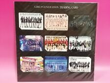 SNSD GIRLS GENERATION JAPAN THE BEST First Limited Complete ED Photo card SET