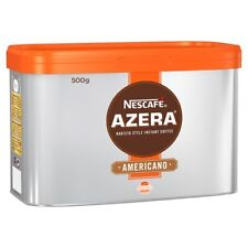 NESCAFE AZERA AMERICANO INSTANT COFFEE TIN 500g WHOLESALE 201948