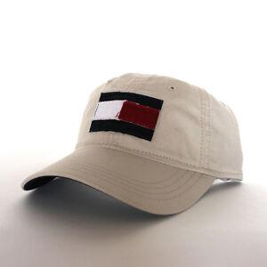 Tommy Hilfiger Th Cap Cap Accessoire Caravan Beige NEUF