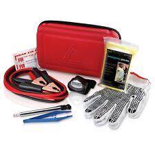 Sharper Image 12 piece Roadside Auto Emergency Kit * NEW w/ LED Headlamp