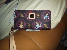Disney Dooney & Bourke Runway Princess Wallet-NWT