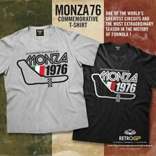 Retro GP Monza 76 T-Shirt Classic Grand Prix Formula One F1
