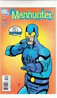 Manhunter #27 Comic Book DC Fine