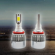 200W H8 H9 H11 22000LM LED Conversion Headlight Kit Auto Light Lamp Bulbs 6000K