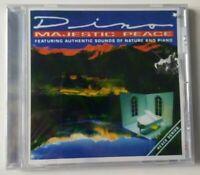 Dino CD Majestic Peace 2010 Mansion Entertainment