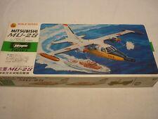 A Vintage Hasegawa  un made plastic kit of a Mitsubishi MU-2s, Boxed
