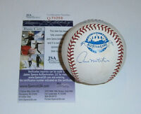 BREWERS Paul Molitor signed 1988 All-Star Game baseball JSA COA AUTO Autographed