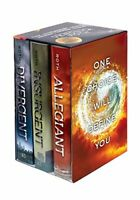 Divergent Series 1-3 Complete Box Set by Veronica Roth (Paperback, 2014) NEW