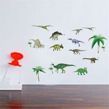 Dinosaur family removable pvc wall sticker art vinyl decal mural homeroomdecor