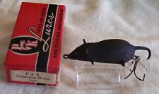 Vintage P & K Swimming Mouse Lure 02/14/19Mw Box