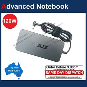 Genuine 19V 6.32A 120W Power AC Adapter Charger for ASUS ADP-120RH B Original