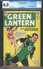 Green Lantern 26 CGC 6.0 White Pages Silver DC Comic 2nd Star Sapphire IGKC L@@K