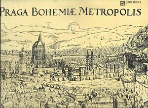 Praga Bohemiae Metropolis, Auf Wiedersehn, Prag 1967, Klingende Ansichtskarte