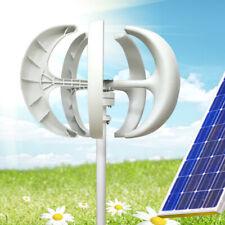 600W 12V Windkraftanlage Windgenerator Lantern Wind Turbine Generator Controller