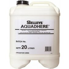 Selleys Aquahere 20 Litre PVA Woodworking Glue Adhesive Dries Clear Timber Bulk