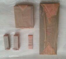 1 x Slip Imperiale Gauge, Gage Blocco Grade 2 (grado Workshop) da 0.1001 a 0.450 pollici