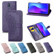 For Oppo R17Pro A83 A73 F7 F5 R15x A7 A5 Magnetic Flip Leather Wallet Case Cover