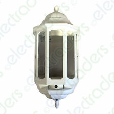ASD Hl/wk060c Half Lantern With Photocell Dusk to Dawn 60 Watt BC White
