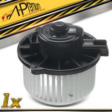A-Premium Blower Heater Motor For Dodge Stratus Chrysler Mitsubishi 00-05 700036