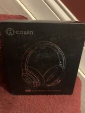 COWIN SE7 Active Noise Cancelling Bluetooth Headphone Wireless Mic Headsets