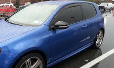 2015-2017 VW Volkswagen 2-DOOR Golf GTI MK7 Tinted FRONT Window Deflectors OEM