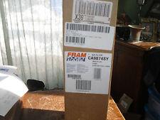 FRAM CA9874SY AIR FILTER   CASE SKID LOADER
