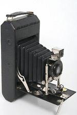 Seneca Uno antique Folding Camera with unusual back door
