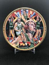 Larry Bird Sports Impressions Mini Plate 4 1/4