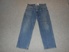 180 029 levis levi strauss 550 VAQUEROS W36 L29 azul usado Relaxed Fit Denim
