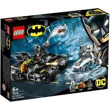 Lego DC Comics Super Heroes - 76118  -  Mr Freeze Batcycle Battle