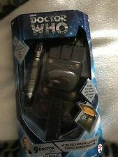 Doctor Who le capitaine Jacks Manipulateur de vortex et 9th Doctor Tournevis Sonique