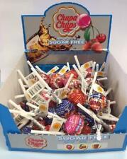 50 Chupa Chups Sugar Free Lollipops - Assorted Flavours