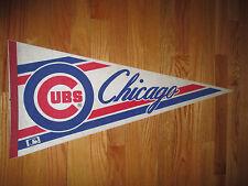 "80s CHICAGO CUBS 30"" Pennant RYNE SANDBERG"