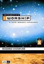 DVD iWorship Resource System Volume X