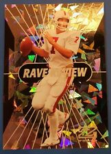 2013 FLEER RETRO JOHN ELWAY Z-FORCE RAVE REVIEW INSERT BRONCOS-STANFORD