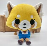 Japan Aggretsuko Aggressive Retsuko Sanrio Plush Toy Stuffed Doll