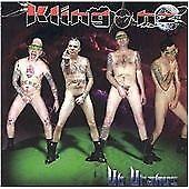 THE KLINGONZ Up Uranus CD - NEW psychobilly