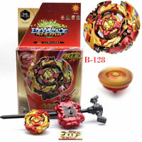 Beyblade Burst B128 CHO-Z SPRIGGAN.OW.ZT With Launcher Toy Gift Games For-Kids