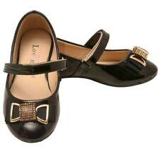 7757c709ad1 Negro EE. UU. Talla 13 Zapatos para Niñas   eBay