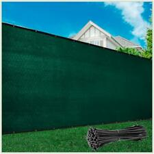 ColourTree Black Green Beige Brown 3' 4' 5' 6' 8' Fence Privacy Wind Screen Mesh
