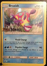 Bruxish Holo Prerelease Promo Sm11 Sun & Moon Pokemon Cards Pre-release