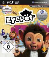PS3 / Sony Playstation 3 Spiel - EyePet [Standard] nur Software DE/EN mit OVP