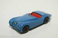 MATCHBOX LESNEY JAGUAR XK120 XK 120 BLUE GOOD CONDITION REPAINT