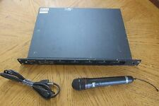 SONY LOT: WRT-810A MICROPHONE, WRR-801 TUNER BOX, WRU-801A RECEIVER