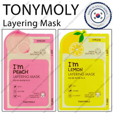 NEW! TONYMOLY Cosmetic Layering Mask