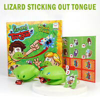 Tic Tac Tongue Chameleon  Bug Catch Quickdraw Game Kids Family Xmas Gift Fu N_N